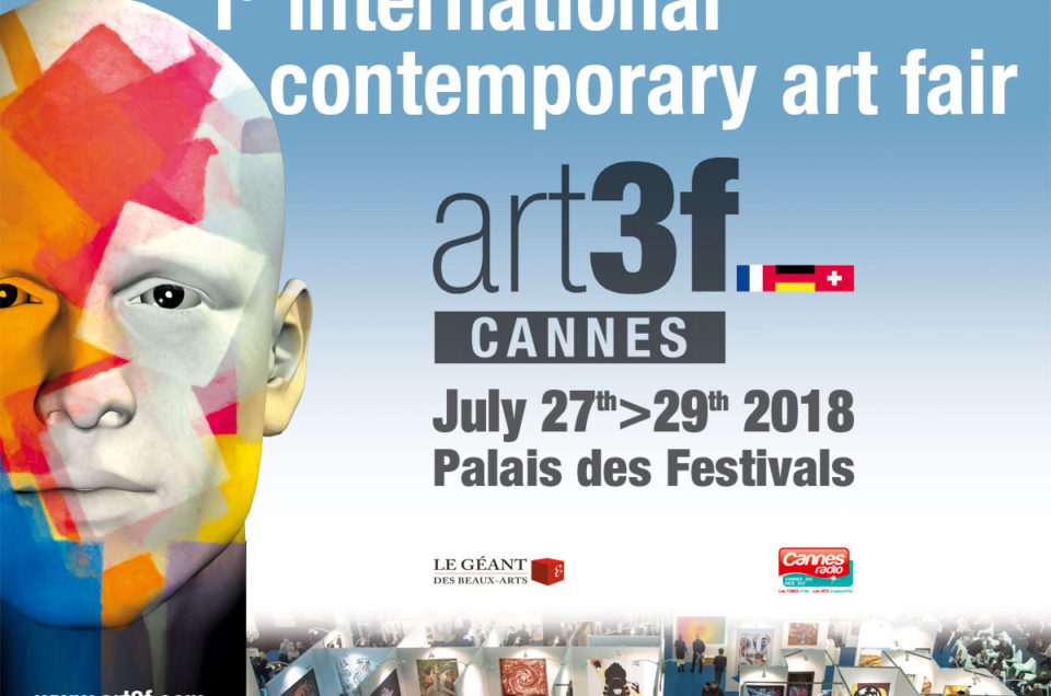 art3f Cannes – 2018